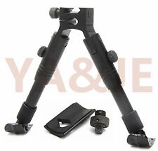 6.5'-7.5' Tactical Bipod For Air Rifle Airgun Airsoft  Picatinny & Swivel-Stud