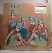 Go-Go's Beauty & The Beat SEALED Early1st Press 1981 US LP Runaways Joan Jett