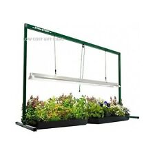 INDOOR GARDEN STARTER KIT hydroponics grow light plant herb vegetable seedling