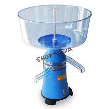 DAIRY CREAM CENTRIFUGAL SEPARATOR 100 L/h ELECTRIC #19 /FREE SHIPPING/