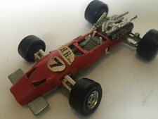 BRM 136 RACING CAR ORIGINAL VINTAGE OLD POLISTIL DIECAST TOY CAR ZF