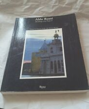 Aldo Rossi : Buildings and Projects (1985, Hardcover)