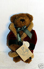 Boyds Santa Teddy Bear 11 Inches Tagged  TB7120818