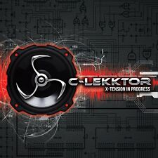 C-lekktor x-tension in progress CD 2012