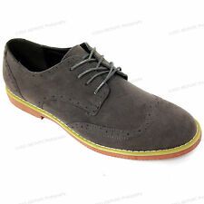 Men's Dress Shoes Wing Tip Classic Lace Up Fashion Oxfords Casual Colors, Sizes