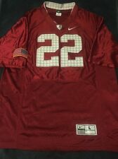 Nike Alabama Crimson Tide #22 Jersey Mark Ingram USA Patch Sz L Sewn Stitched