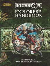 Eberron EXPLORER'S HANDBOOK D&D 3.5 NEW sealed Dungeons & Dragons