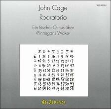 Cage: Roaratorio - An Irish Circus on Finnegans Wake, New Music