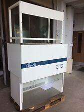 Clean Air Sicherheitswerkbank Sterielwerkbank Typ DLF 460 EC Laminarflow 130cm