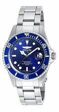 Invicta Men's 9204OB Pro Diver Blue Dial Stainless Steel Watch