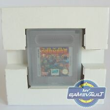 5 x Nintendo Game Boy / Color Cardboard Tray Inserts for Game Box - BRAND NEW