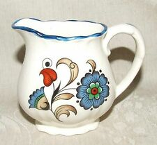 Palissy BLENHEIM Small Creamer Royal Worcester Group Large Penn Dutch Flowers