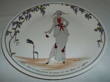 Villeroy & and Boch DESIGN 1900 dinner plate No.5 BD727a