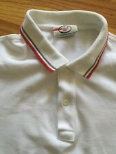 PRADA MENS POLO SHIRT (S) FITTED,VERY SOFT COTTON MADE IN ITALY
