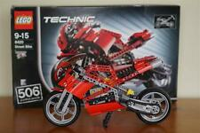 Brand New Lego Technic 8420 Motorbike Motorcycle Sealed in mint box 2005 506part