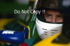 Philippe questo Larrousse F1 Ritratto Fotografia 1993