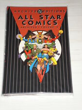 DC ARCHIVE EDITIONS ALL STAR COMICS VOL 3 JUSTICE SOCIETY HARDBACK GN 1563893703