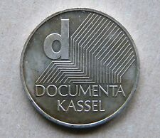 Germany 2002 €10 Euro Coin Documenta Exhibition Kassel Sterling Silver