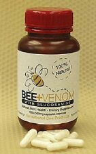 100% Natural Pure New Zealand Bee Venom with Glucosamine 500mg ( 100 ) Capsules