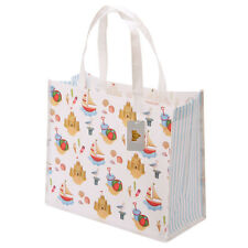 Jan Pashley Seaside Pattern Re-Useable Shopping Bag
