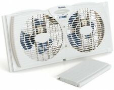 Holmes HAWF2021 Dual Blade Twin Window Fan, Free Shipping, New