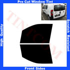 Pre Cut Window Tint Fiat Fiorino 2008-2012 Front Sides Any Shade