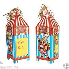 CARNIVAL Big Top Tent CIRCUS Birthday Party Decorations Table Centerpiece