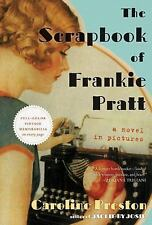 The Scrapbook of Frankie Pratt: A Novel in Pictures-ExLibrary