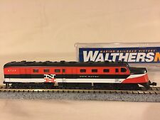 Walthers N Scale Alco DL-109 Locomotive New Haven RR McGinnis #0759 w/box