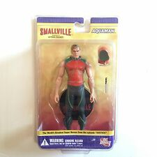 Smallville TV Show Series 2 Action Figure Aquaman DC Direct New in Packaging
