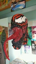 Halloween Party Disguise Marvel Universe Carnage Vinyl Deluxe Mask Costume Acces