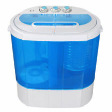 Energy and Time Saving Black Automatic Shoes Washer 7lbs Smart Lazy Small for Compact Laundry MEIHG Portable Mini Washing Machine Wash/&Spin Translucent Tub Deodorant Shoes Washing Machine