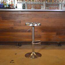 AmeriHome SSBST Loft Stainless Steel Bar Stool