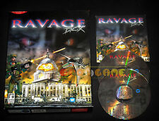 RAVAGE D.C.X Pc Versione Italiana Big Box ••••• COMPLETO