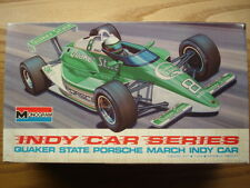 Monogram 1:24 Scale Quaker State Porsche March 1989 Indy Car Model Kit New