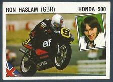 PANINI SUPERSPORT 1988/89- #115-GREAT BRITAIN-MOTOR CYCLING-RON HASLAM