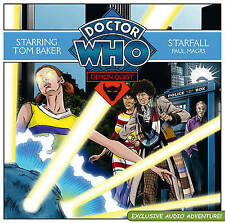BBC Starfall by Paul Magrs (CD-Audio, 2014) Doctor Who  DEMON QUEST