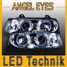 Angel Eyes Scheinwerfer DE BMW E36 Compakt Compact chrom