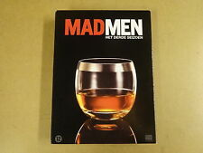 4-DISC DVD BOX / MAD MEN - SEIZOEN 3
