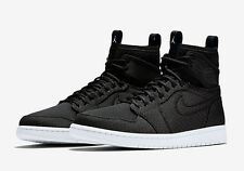 2016 Nike Air Jordan 1 Retro Ultra High SZ 11 White Black OG 844700-050