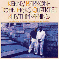 Rhythm-A-Ning by Kenny Barron (CD, Oct-2007, Candid Records)