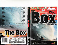 Oceanic Images-The BZ Pro 2001-The Box-South West WA-Body Boarders-DVD