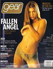 JESSICA BIEL Gear Magazine 3/00 MONICA BELLUCCI HOT