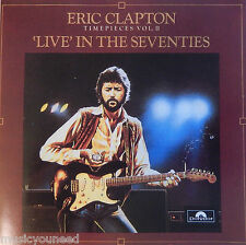 Eric Clapton - Timepieces, Vol. 2: Live in the '70s (CD Polydor) 811 835-2 MINT