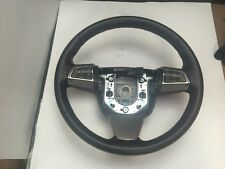 2008 2009 2010 2011 2012 CADILLAC SRX STS JET BLACK STEERING WHEEL 22860775 USED