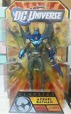 "DC UNIVERSE Classics Azrael Wave 16 MOC DCUC Adult Collector 6"" Bane BAF Valley"