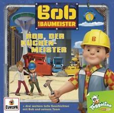 Busch - CDs - Bob Baumeister, Bob der Küchenmeister, Neu, OVP, 8519915