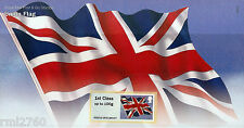 2015 REPRINTED UNION JACK FLAG POST & GO Single Stamp in Presentation Pack