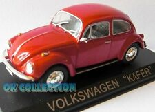 1:43 VOLKSWAGEN KAFER BEETLE MAGGIOLINO _ DeAgostini Collection