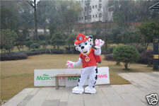 2016 Hot Paw Patrol Air Rescue Marshall Fancy Dress Adult Mascot Costume Cloth